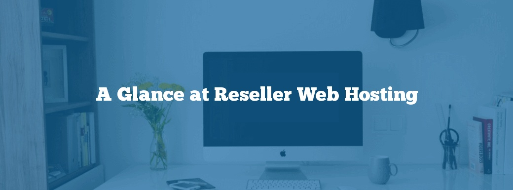 A Glance at Reseller Web Hosting